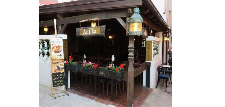 Gasthaus Antika