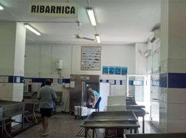 Fischmarkt Rab