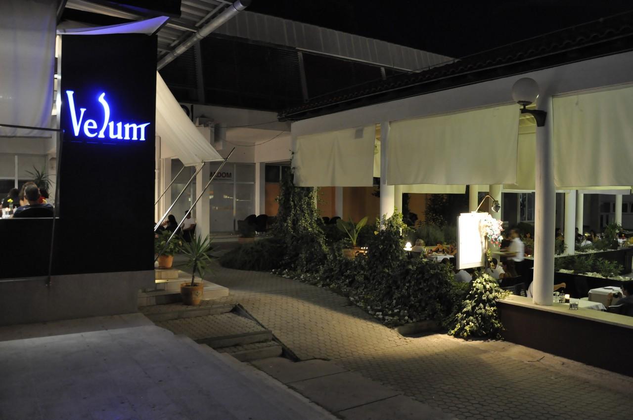 Restaurant Velum