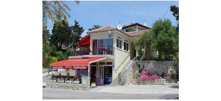 Restaurant und Café-Bar Captain's Club
